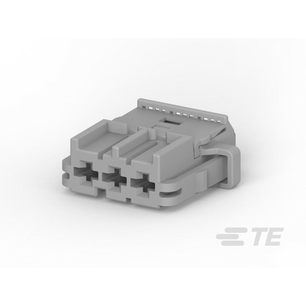 2-968976-9  Tělo netěsněného konektoru řady MCP