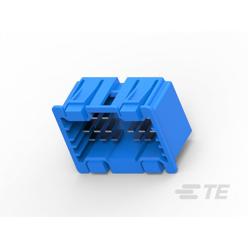 3-1394766-1  Tělo netěsněného konektoru řady MCP