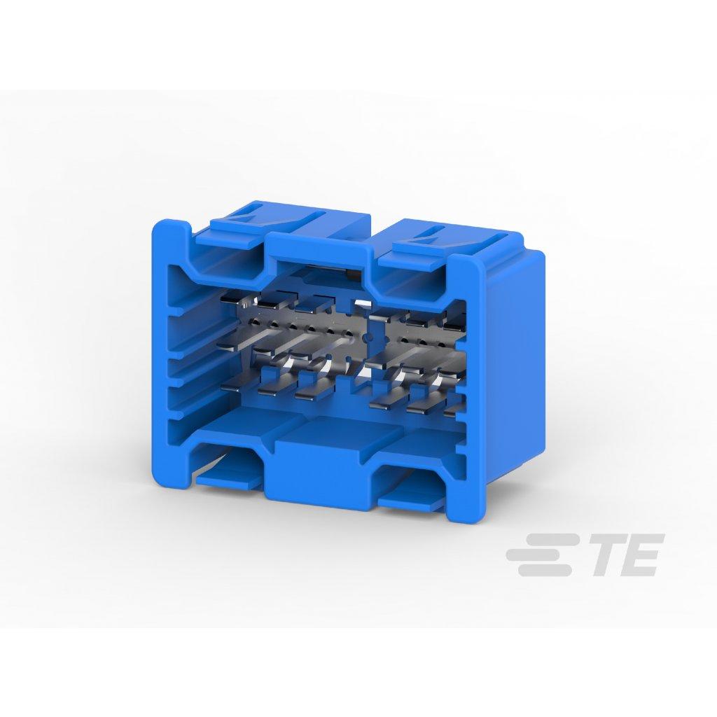 3-1394766-2  Tělo netěsněného konektoru řady MCP