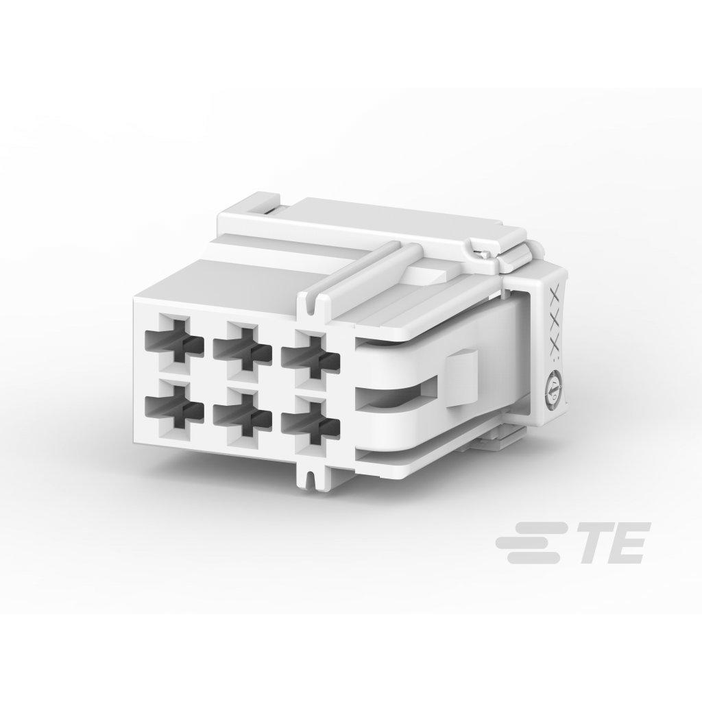 7-968970-1  Tělo netěsněného konektoru řady MCP