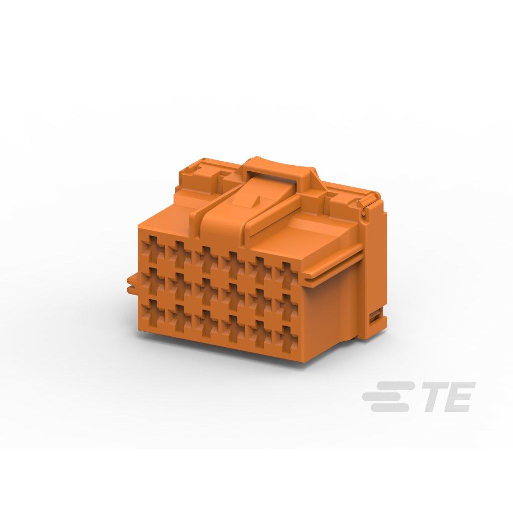 9-968974-2  Tělo netěsněného konektoru řady MCP