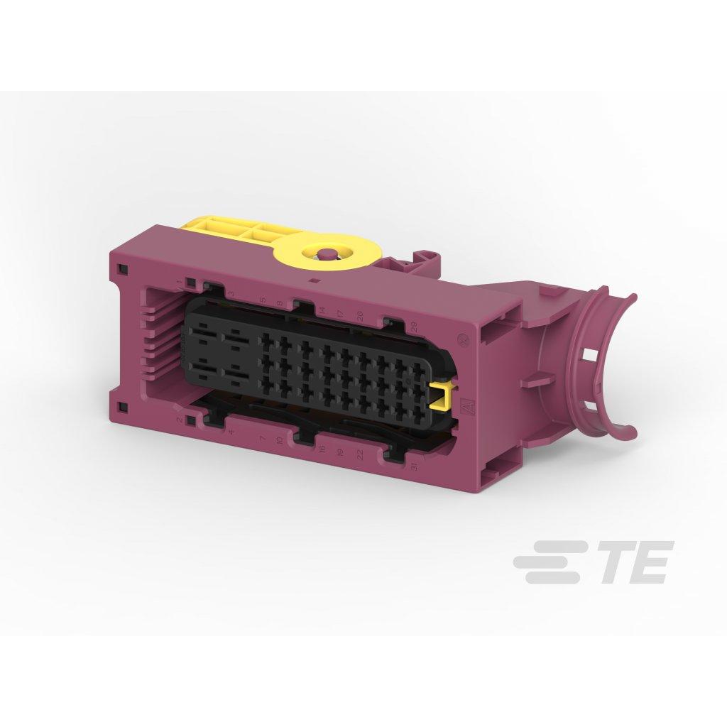 1-1564297-6  Tělo těsněného kabelového konektoru řady LEAVYSEAL