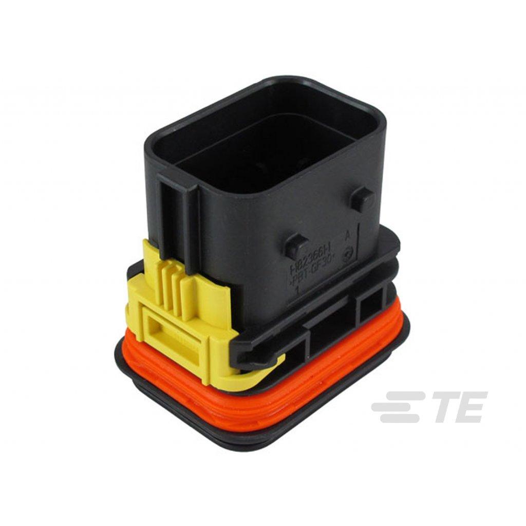 1-1823449-1  Tělo těsněného kabelového konektoru řady LEAVYSEAL