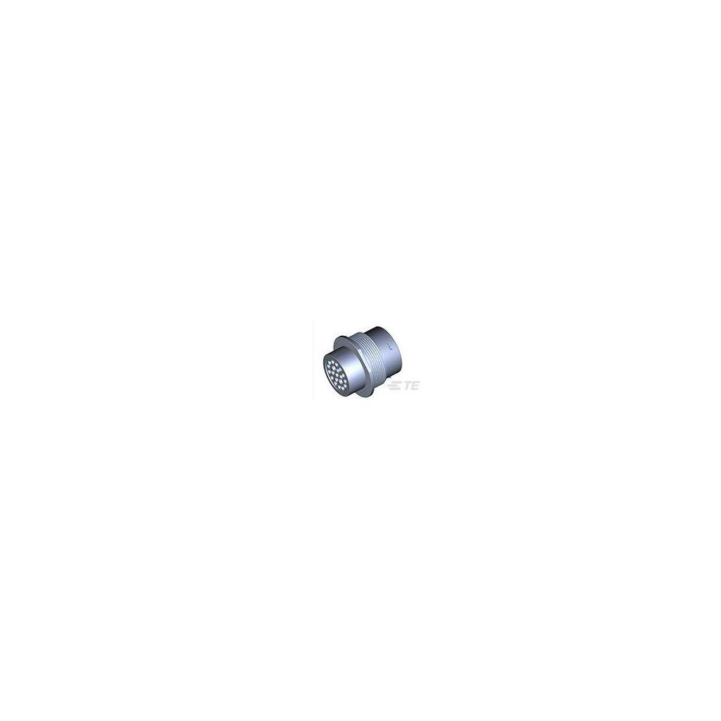 HDP24-18-20PE  Tělo kruhového bajonetového konektoru HDP