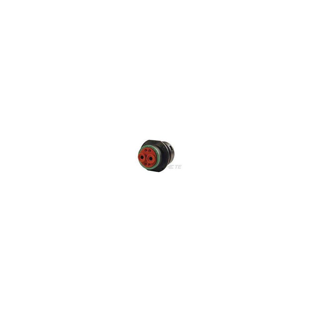 HDP24-18-6PN  Tělo kruhového bajonetového konektoru HDP