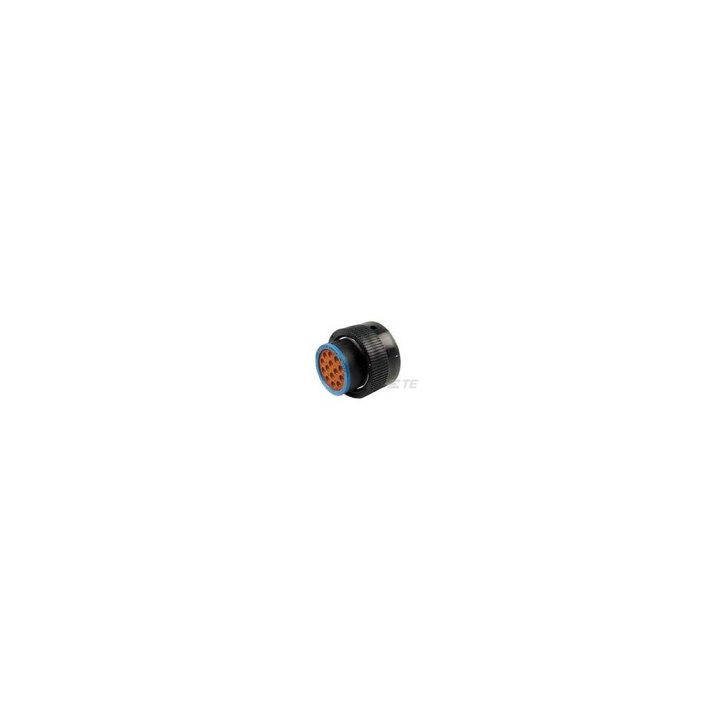 HDP26-18-14PE  Tělo kruhového bajonetového konektoru HDP