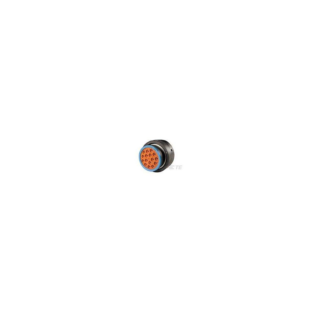 HDP26-24-16SE  Tělo kruhového bajonetového konektoru HDP