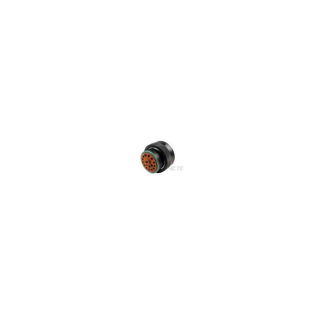 HDP26-24-18PN  Tělo kruhového bajonetového konektoru HDP