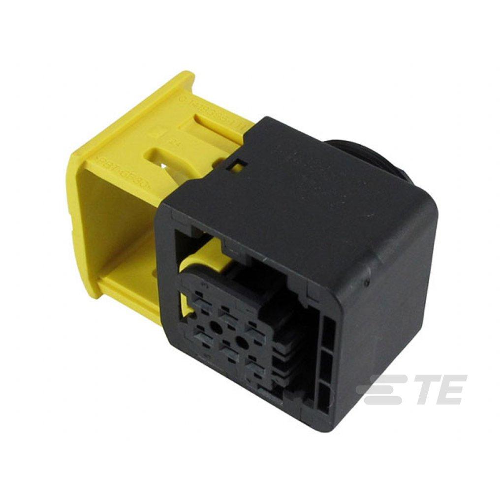 1-1418469-1  Tělo těsněného konektoru řady HDSCS