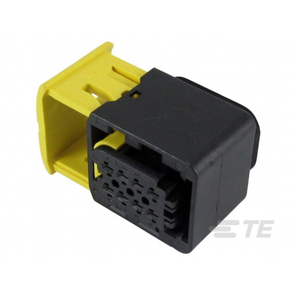 1-1418479-1  Tělo těsněného konektoru řady HDSCS