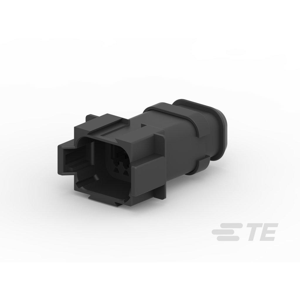 DT04-08PA-CE09  Tělo vodotěsného konektoru řady DT