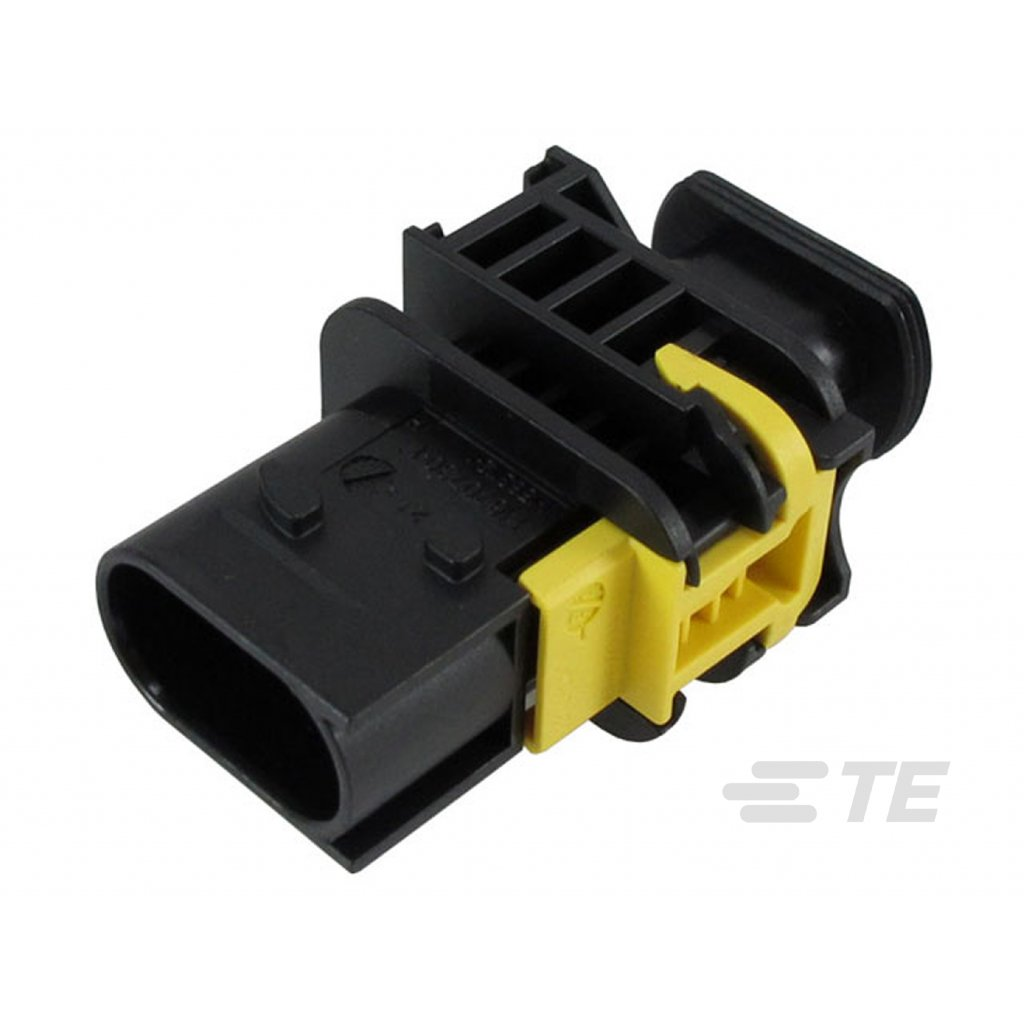 1-1670730-1  Tělo těsněného konektoru řady HDSCS