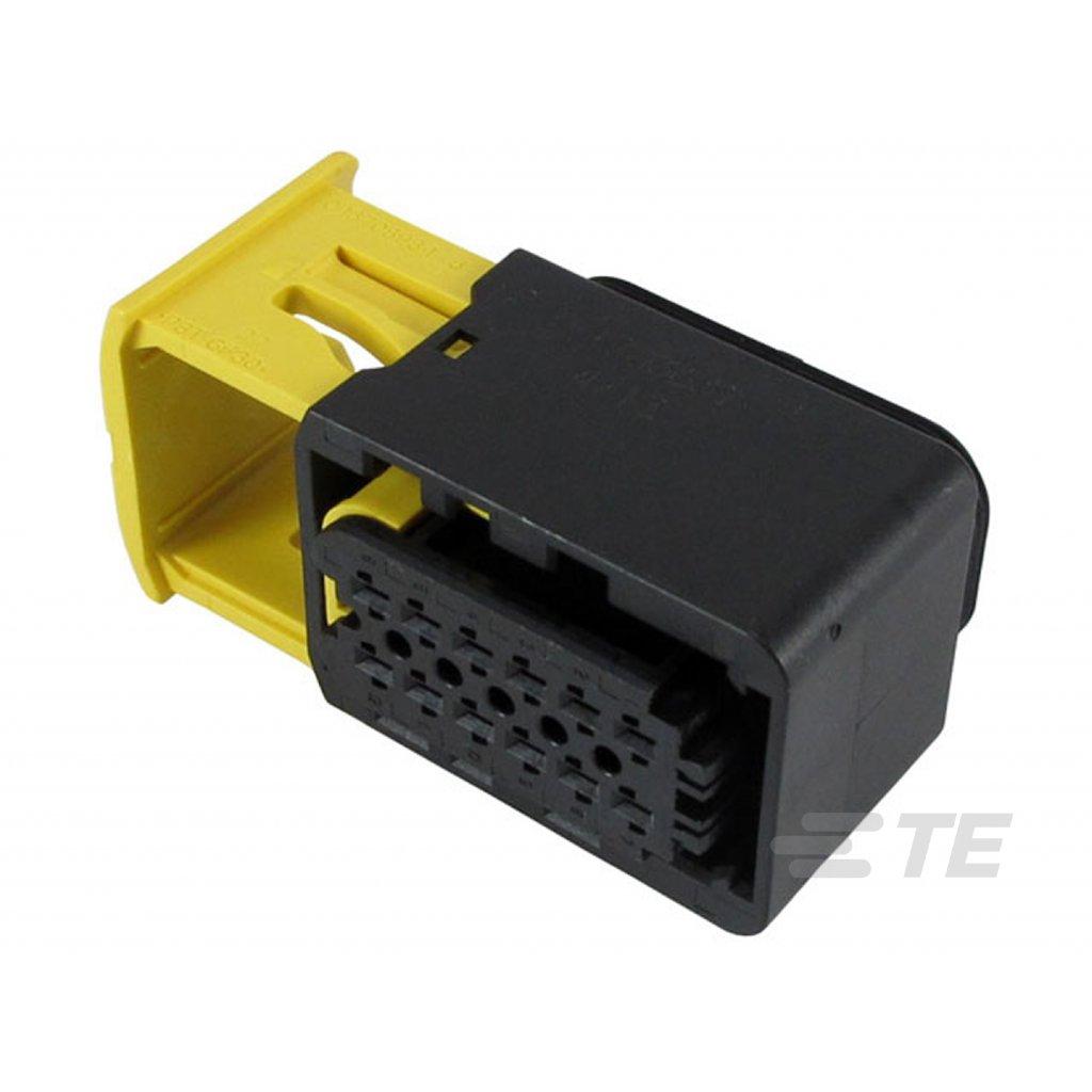 1-1703639-1  Tělo těsněného konektoru řady HDSCS