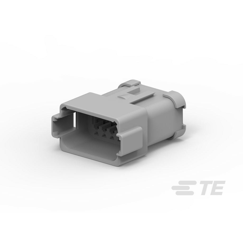 DT04-12PA-C017  Tělo vodotěsného konektoru řady DT