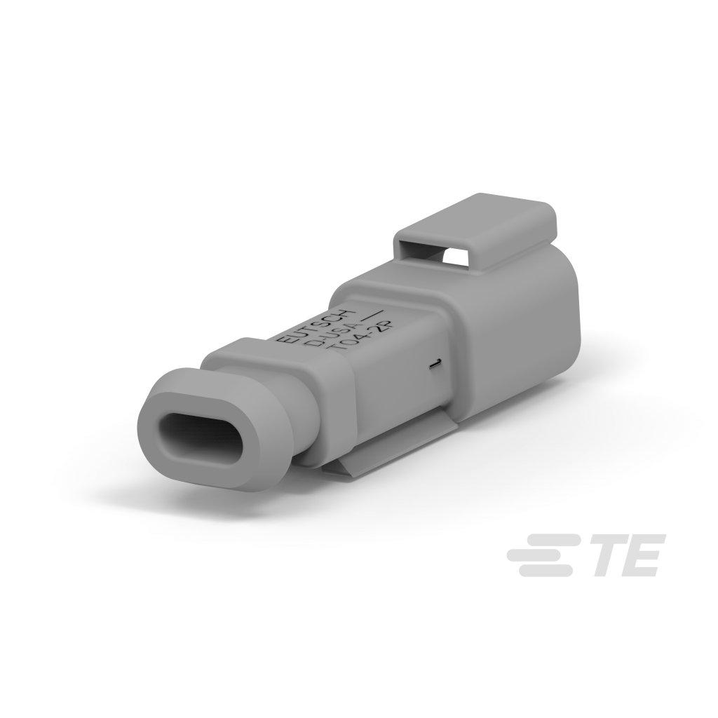 DT04-2P-E008  Tělo vodotěsného konektoru řady DT