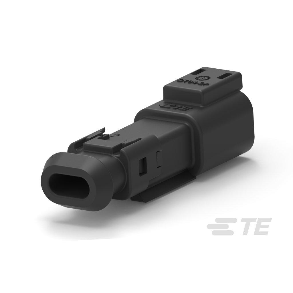 DT04-2P-TE82  Tělo vodotěsného konektoru řady DT