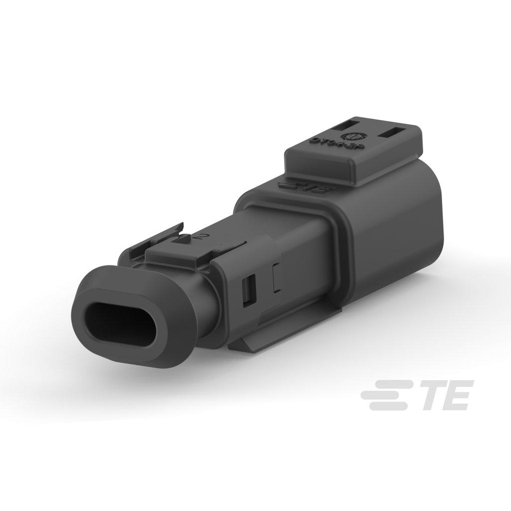 DT04-2P-TN82  Tělo vodotěsného konektoru řady DT