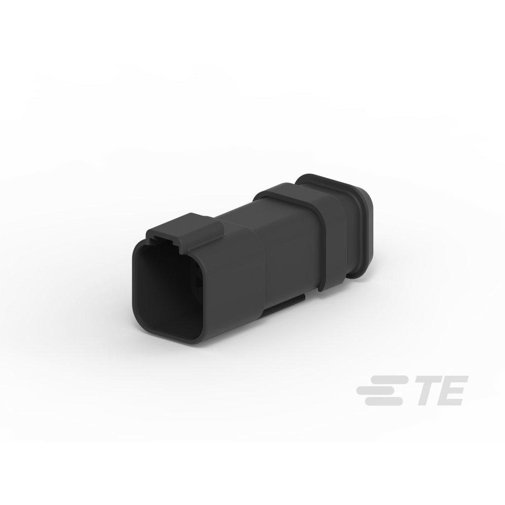 DT04-6P-CE09  Tělo vodotěsného konektoru řady DT