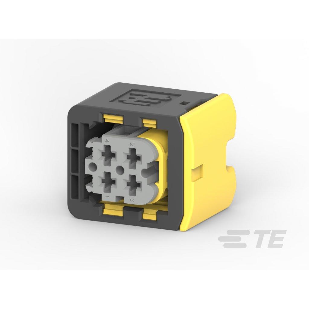 2-1418390-1  Tělo těsněného konektoru řady HDSCS