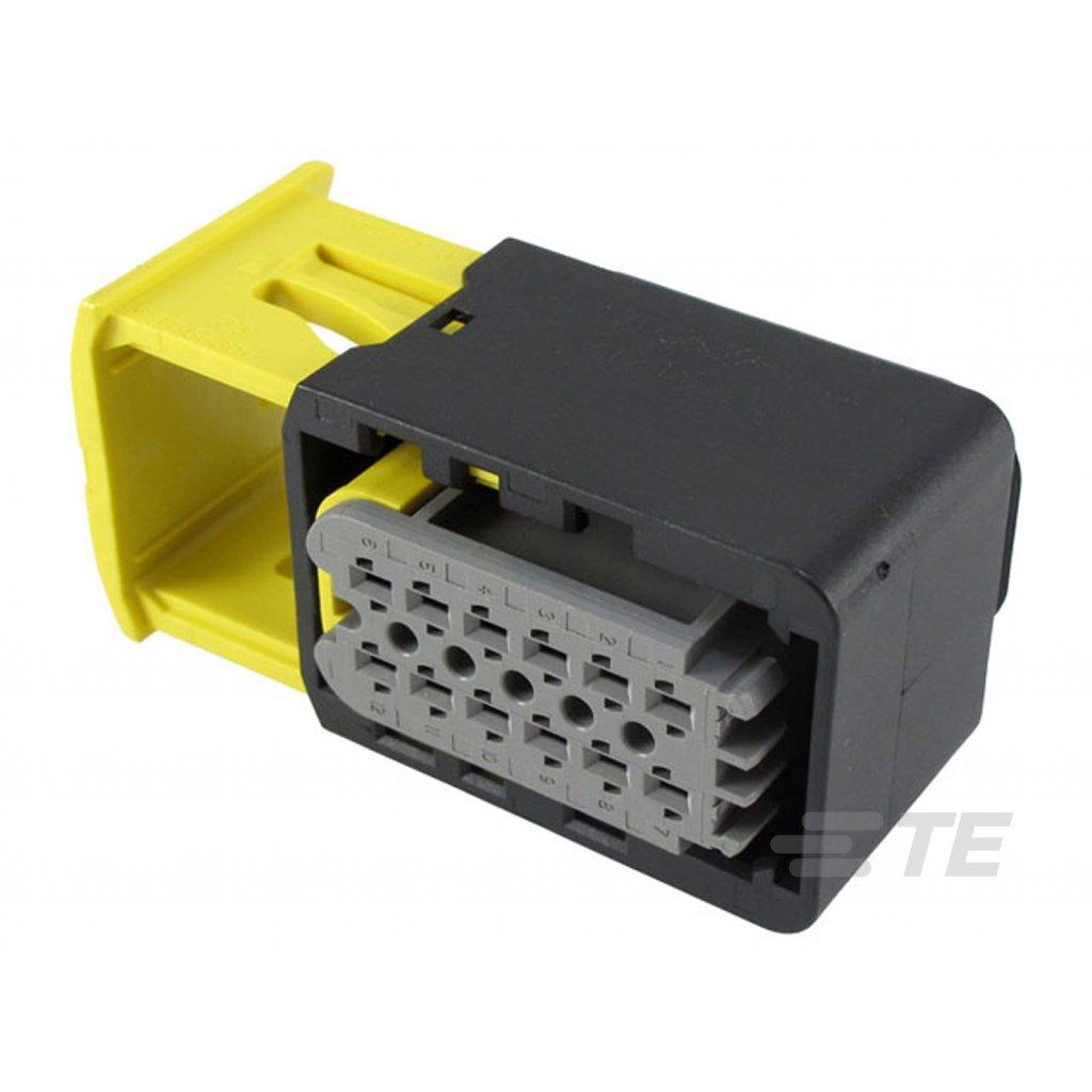 2-1703639-1  Tělo těsněného konektoru řady HDSCS