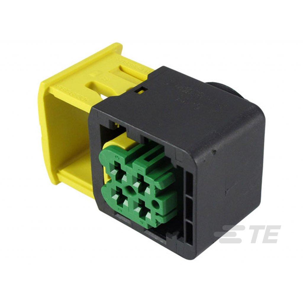 3-1418390-1  Tělo těsněného konektoru řady HDSCS