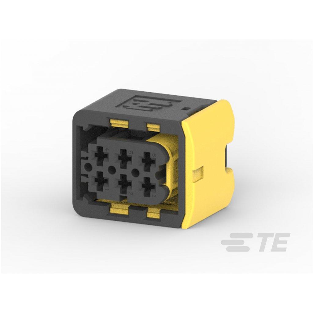 1-1418437-1  Tělo těsněného konektoru řady HDSCS