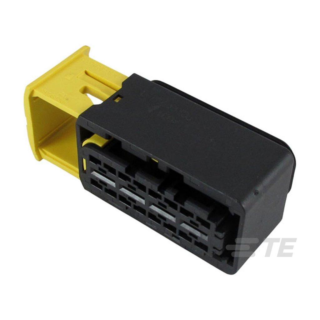 1-1564330-1  Tělo těsněného konektoru řady HDSCS