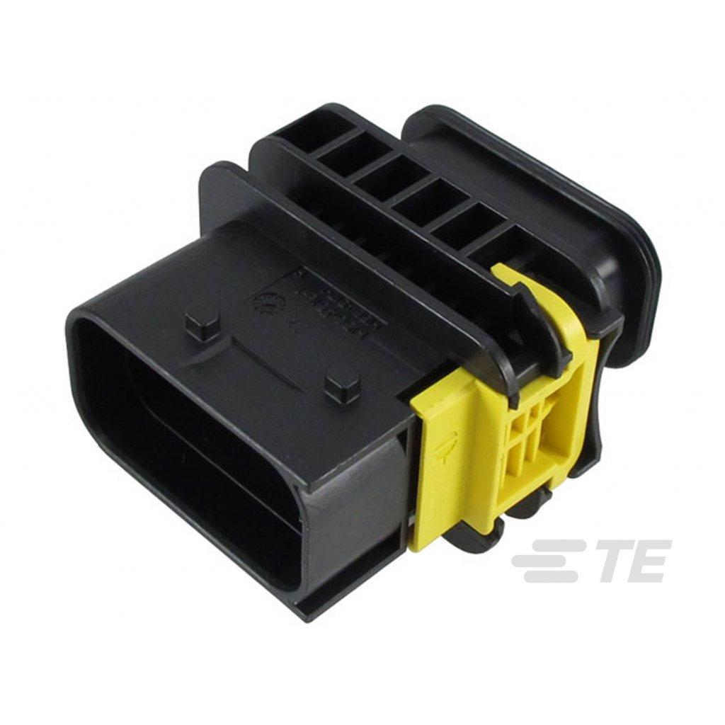 1-1564516-1  Tělo těsněného konektoru řady HDSCS