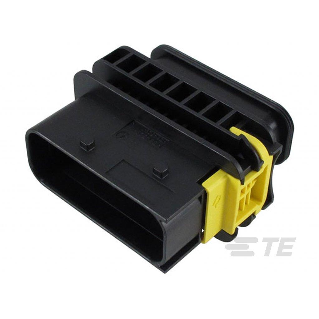 1-1564528-1  Tělo těsněného konektoru řady HDSCS