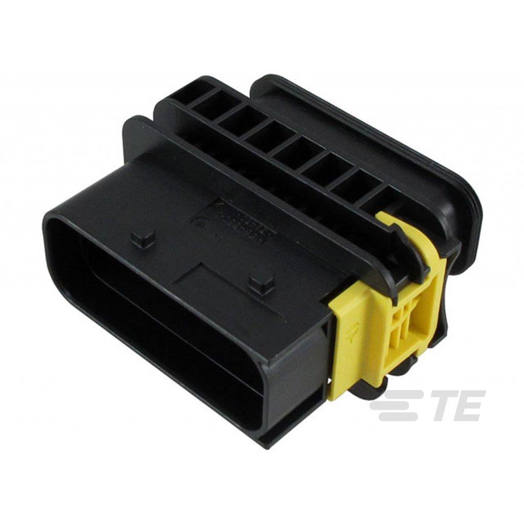 1-1564530-1  Tělo těsněného konektoru řady HDSCS