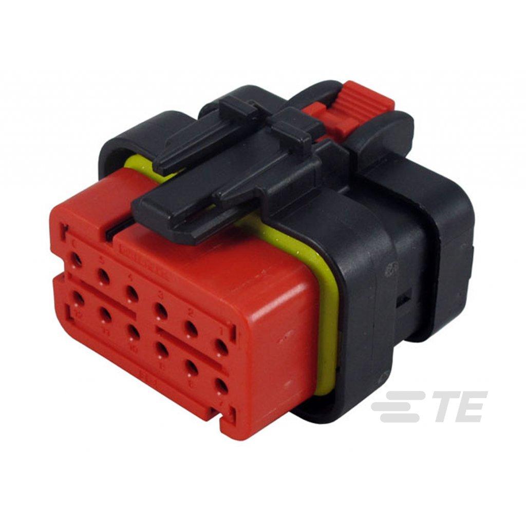776437-1  Tělo kabelového konektoru řady AmpSeal