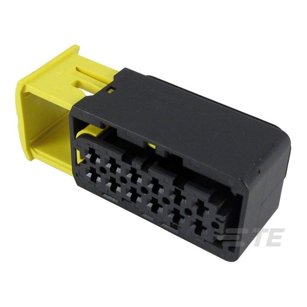 1-1670901-1  Tělo těsněného konektoru řady HDSCS