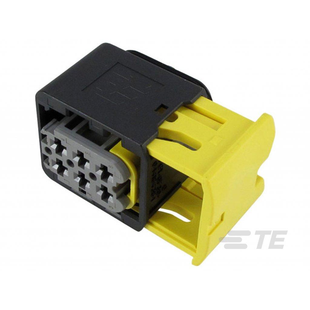 2-1418437-1  Tělo těsněného konektoru řady HDSCS