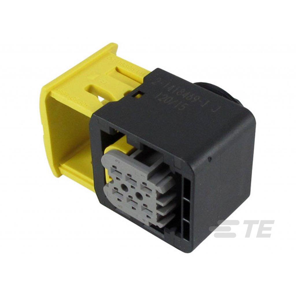 2-1418469-1  Tělo těsněného konektoru řady HDSCS