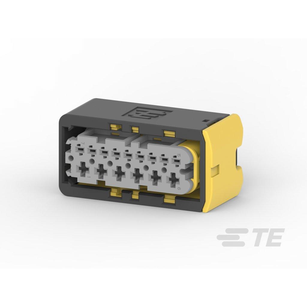 2-1563878-1  Tělo těsněného konektoru řady HDSCS