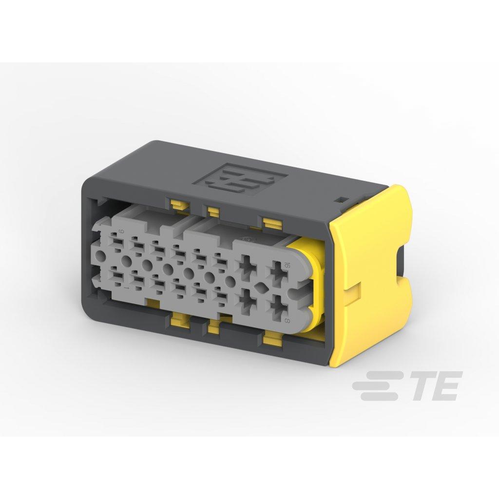 2-1564337-1  Tělo těsněného konektoru řady HDSCS