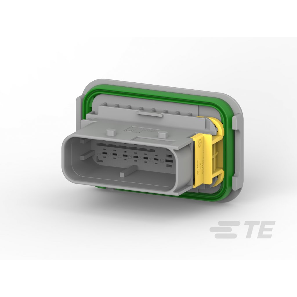 2-1564407-1  Tělo těsněného konektoru řady HDSCS