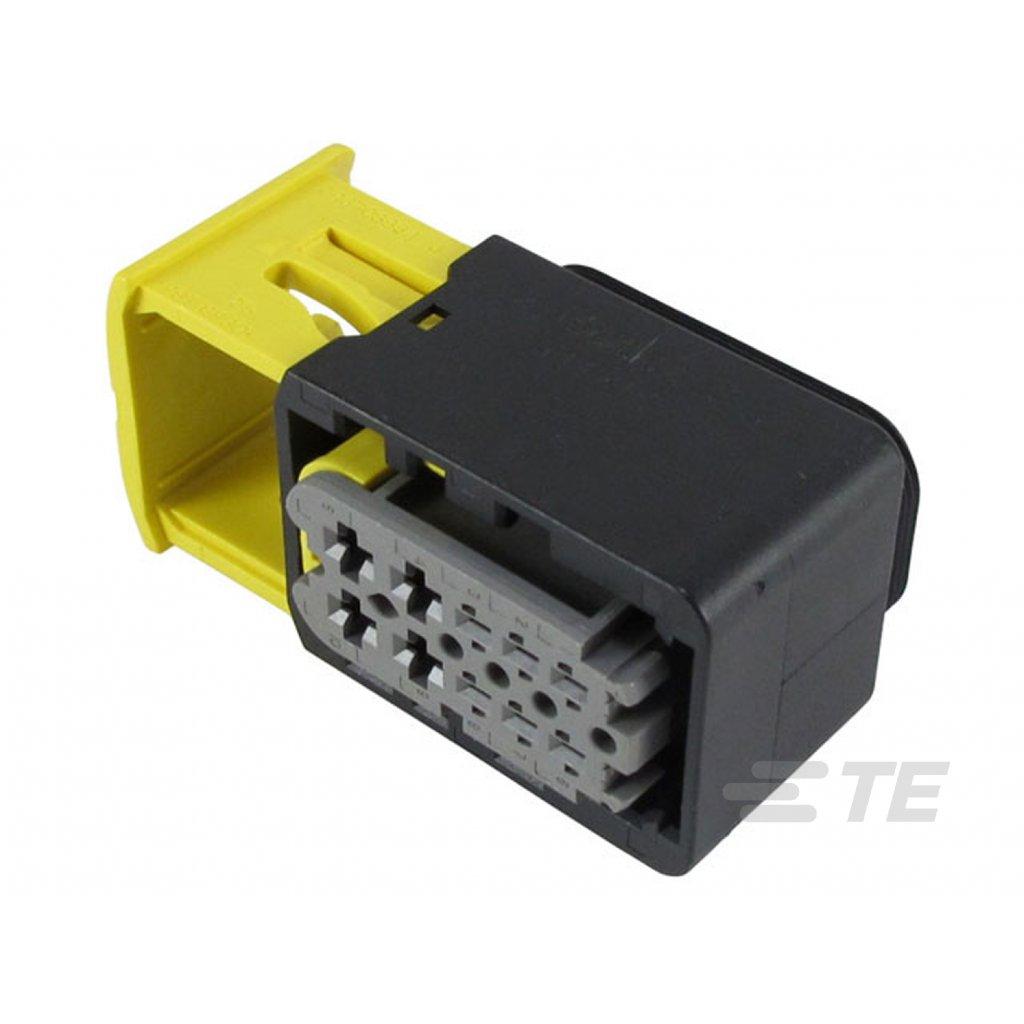 2-1564514-1  Tělo těsněného konektoru řady HDSCS