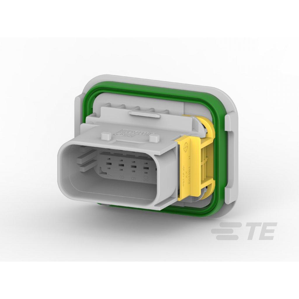 2-1564520-1  Tělo těsněného konektoru řady HDSCS