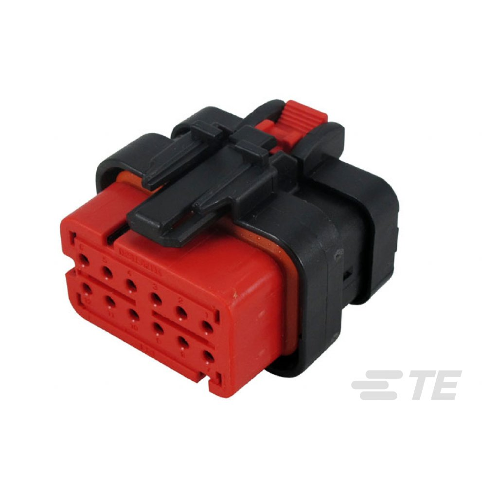 776533-1  Tělo kabelového konektoru řady AmpSeal
