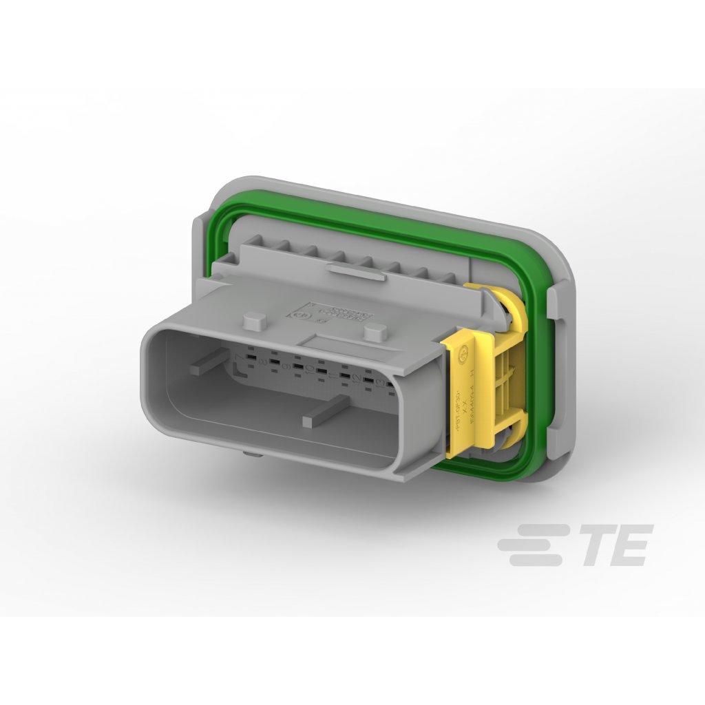 2-1564532-1  Tělo těsněného konektoru řady HDSCS