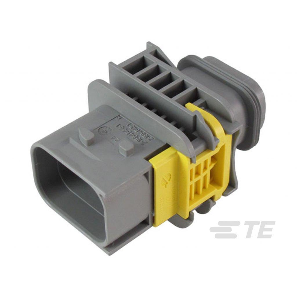 2-1564544-1  Tělo těsněného konektoru řady HDSCS