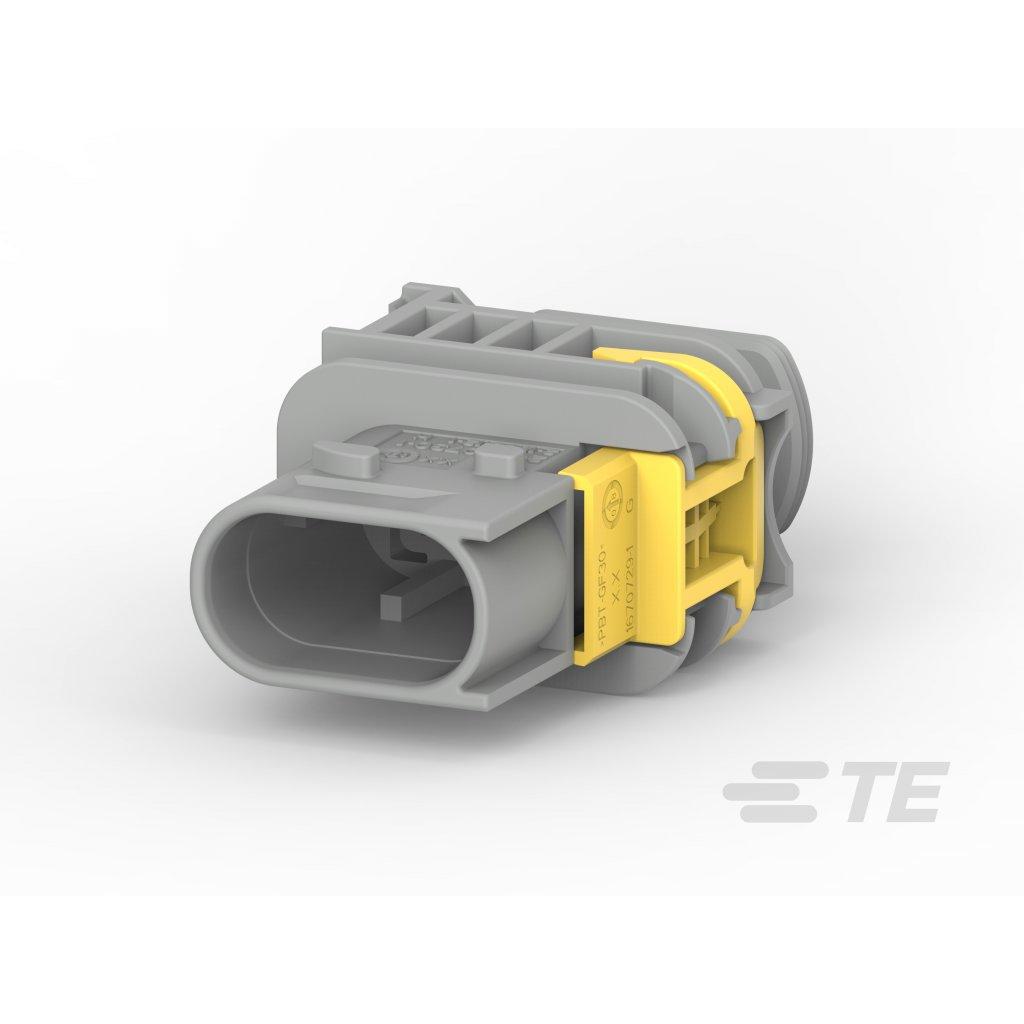 2-1670730-1  Tělo těsněného konektoru řady HDSCS