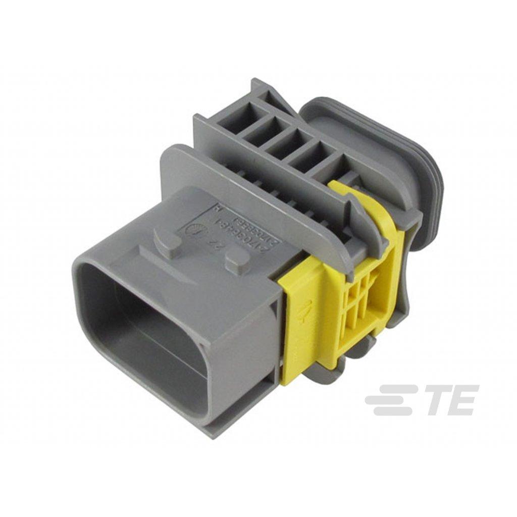 2-1703648-1  Tělo těsněného konektoru řady HDSCS