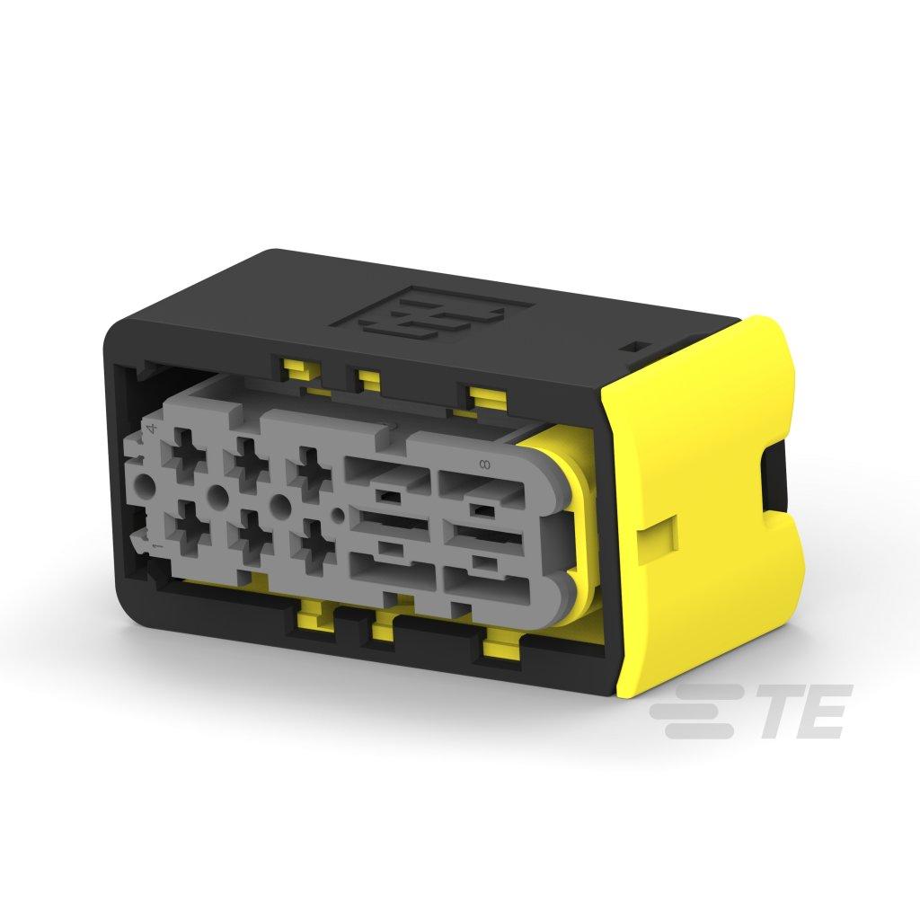2-2299782-1  Tělo těsněného konektoru řady HDSCS