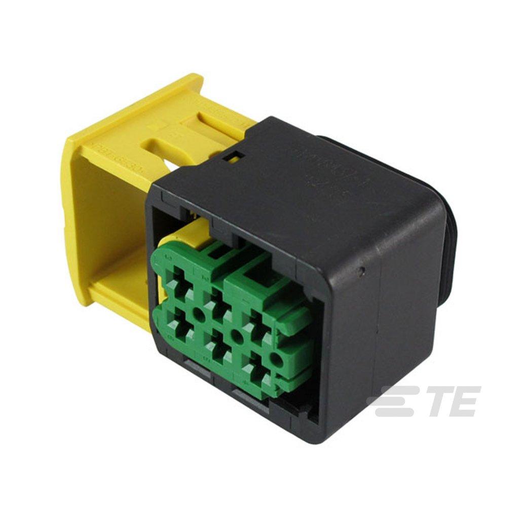 3-1418437-1  Tělo těsněného konektoru řady HDSCS