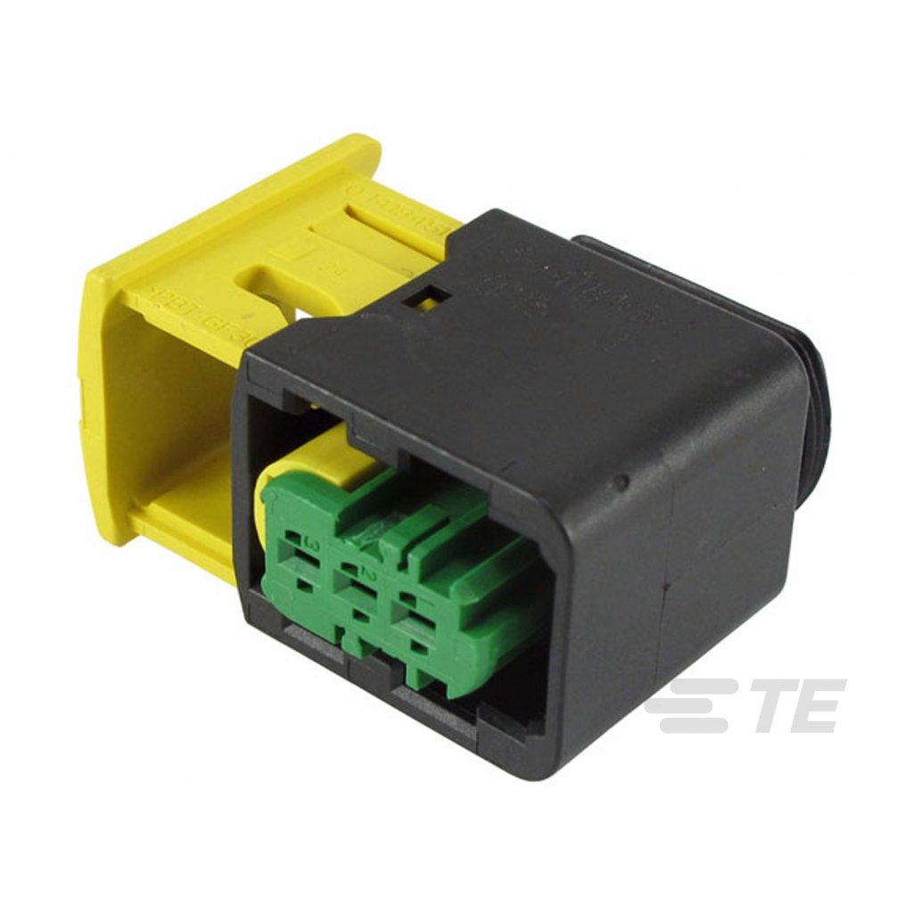 3-1418448-1  Tělo těsněného konektoru řady HDSCS