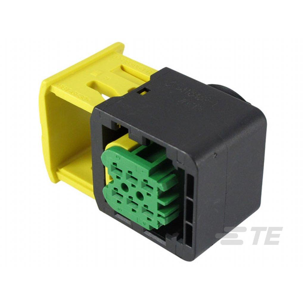 3-1418469-1  Tělo těsněného konektoru řady HDSCS