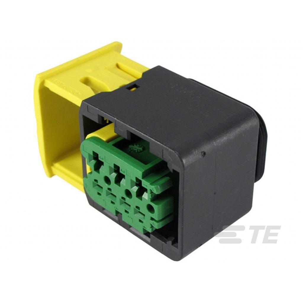 3-1418480-1  Tělo těsněného konektoru řady HDSCS