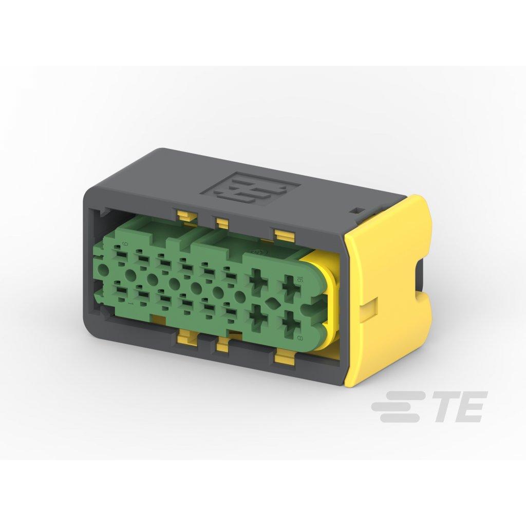 3-1564337-1  Tělo těsněného konektoru řady HDSCS